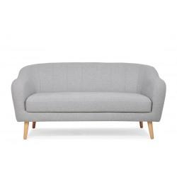 HAMPI 2 sz. kanapé, 172*90*83 cm - világos szürke 11125.01.054 ÚJDONSÁG!