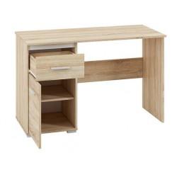 AVO 10 íróasztal, 120*55*79 cm - antracit