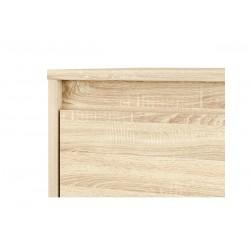AVO 04 sarok szekrény, 82*82*200 cm - sonoma