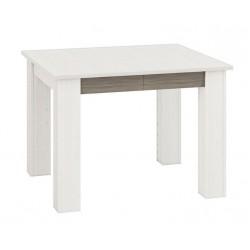 BLANCO 33N bővíthető asztal, 101/141/181*89*76 cm - világos fenyő/szürke