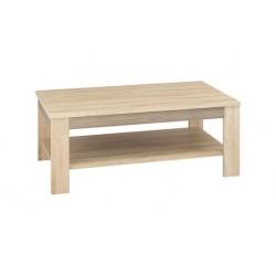 CASTEL 14 dohányzóasztal, 115*64*46 cm