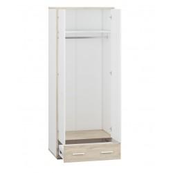 KUBU 01 akasztós szekrény, 80*51*200 cm