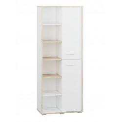 KUBU 03 polcos szekrény, 80*40*200 cm