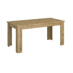 AYSON STO étkezőasztal, 160*90*77 cm - artisan tölgy