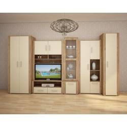 Notti 3. nappali bútor - craft arany/krém