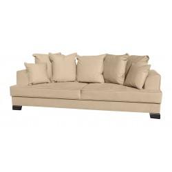 LULU 1. kanapé, 225*100*88 cm - pasztellbézs ÚJDONSÁG!