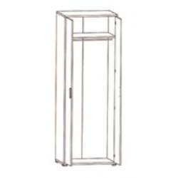OFFICE LINE SZF2D/79/220 akasztós szekrény, 79*55*221 cm