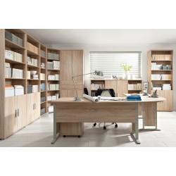 OFFICE LINE BIU100 íróasztal, 100*70*77,5 cm