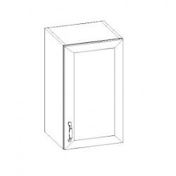 FEBE FE-01 fali szekrény, 30*28,5*72 cm - krém