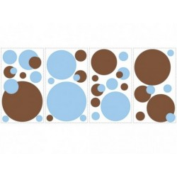 Blue and Brown falmatrica