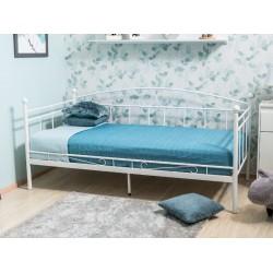 ANKARA ágy, 90*200 cm - fehér
