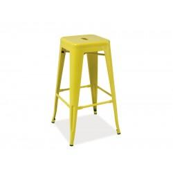 LONG BÁRSZÉK, 31*31*76 cm - sárga