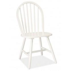 FIERO étkezőszék, 45*39*95 cm - fehér