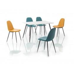 FLORO étkezőasztal, 120*80*75 cm