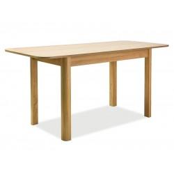 DIEGO II étkezőasztal, 105/140*65*75 cm - wotan tölgy