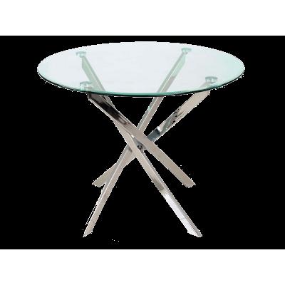Üveg étkezőasztalok