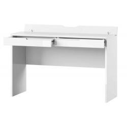 SELENE 31 fésülködőasztal, 120*45*76 cm - fehér