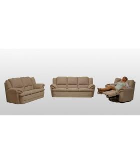Luxor relax fotel +2 sz. kanapé+3 sz. kanapé