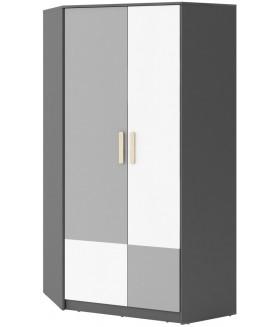POK PO-01 sarok szekrény, 95*95*193 cm