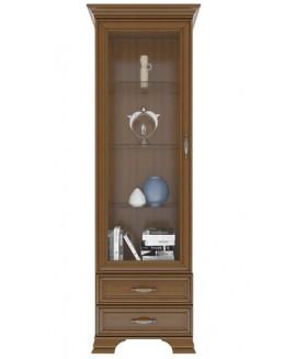 Tiffany TI-1W2S vitrin, 69x39,5x212 cm