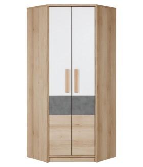 Aygo AG7 sarok szekrény, 82*82*192 cm