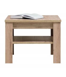 Nicol NC19 dohányzóasztal, 60x60x47 cm