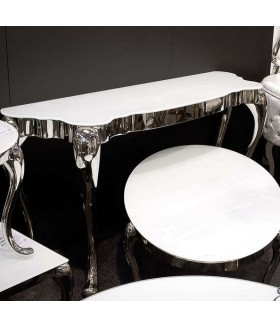 F783 konzolasztal, 165x45x76 cm
