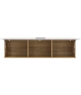 Zlata SFW1K fali szekrény, 135*31*37 cm