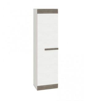 Blanco 19 1 ajtós szekrény, 55x42x202 cm