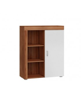 Mamba MAM-03 polcos szekrény, 90x37x114 cm