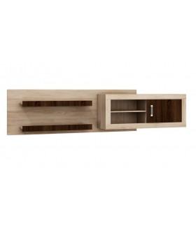 Verin VRN-07 fali szekrény, 240/260/270x34x58 cm