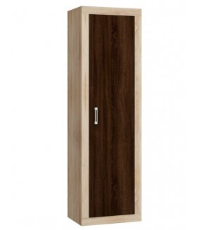Verin VRN-06 1 ajtós szekrény, 60x44x198 cm