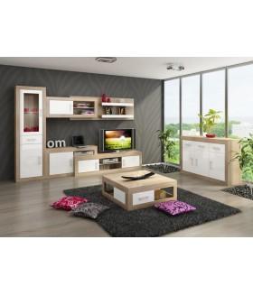 Verin VRN-04 TV szekrény rátét, 120x34x65 cm