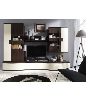 Chanell CH4P TV szekrény jobbos, 140x60x35 cm
