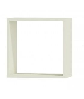 Bryza BRP-3C fali polc, 40x23x40 cm - fehér