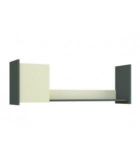 Teen TEP-1C fali polc, 120x28,2x40,6 cm