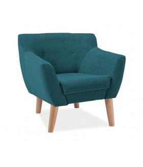 Bergen-1 fotel, 78x75x76 cm - Cablo 09
