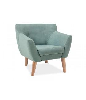 Bergen-1 fotel, 78x75x76 cm - Cablo 10