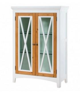 Avignon 15 alacsony vitrin, 95*44*139 cm