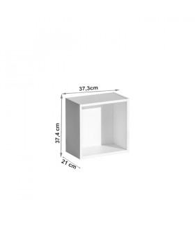 Knox E16 fali polc, 37,3*21*37,4 cm