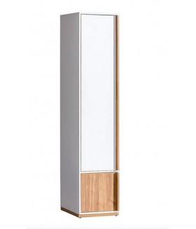 Knox E2 polcos szekrény, 40,9*50,2*196,4 cm
